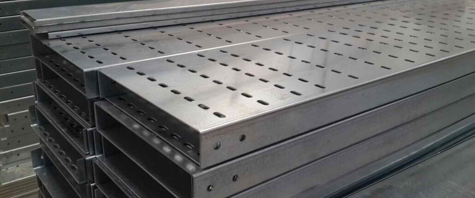 Stainless Steel Cable Tray In Swindon