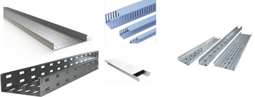 Manage The Untidy Web Of Wires With The Right Type Of Cable Trays