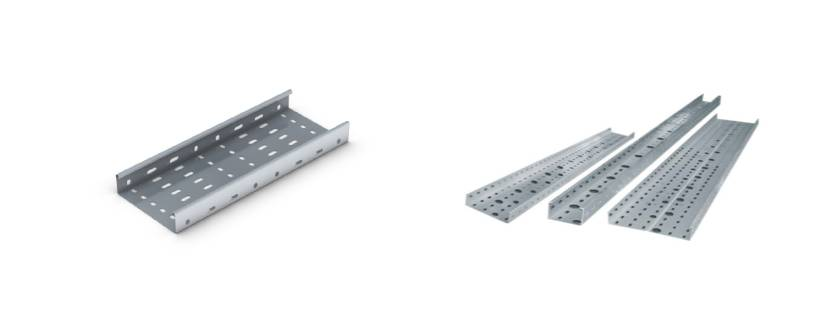Perforated Cable Tray In Una